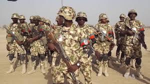 Nigerian troops apprehend two bandits in Kaduna