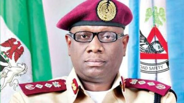 FRSC redeploys senior officers, charges on commitment