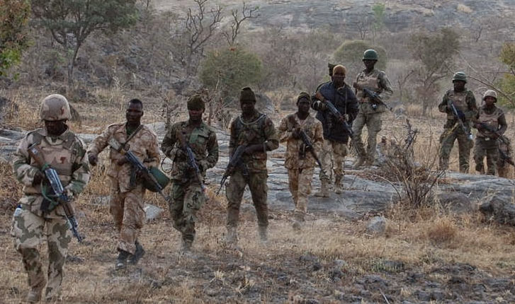 Nigerian troops rescue 12 Boko Haram hostages in Lake Chad