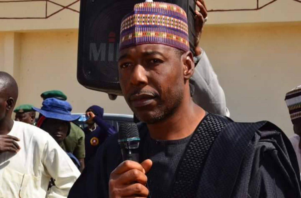 Ortom condemns attack on Borno Gov.'s convoy