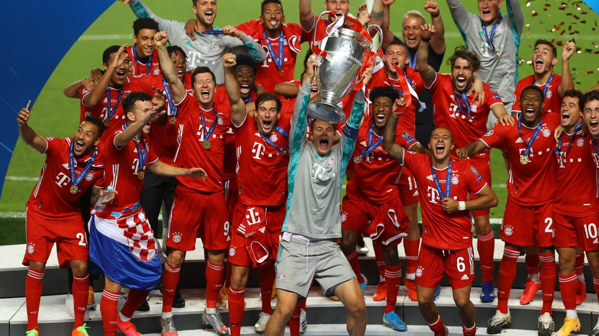 German FA Postpones Bayern Munich Matches Over Champions