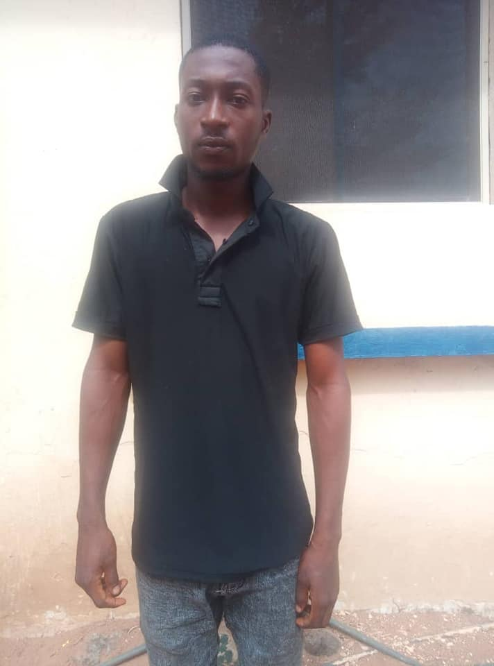 Anambra police nabs 26-year-old man over alledge rape