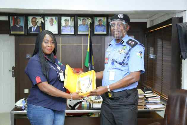 Lagos police, NIMC Partner on forensic investigation, others
