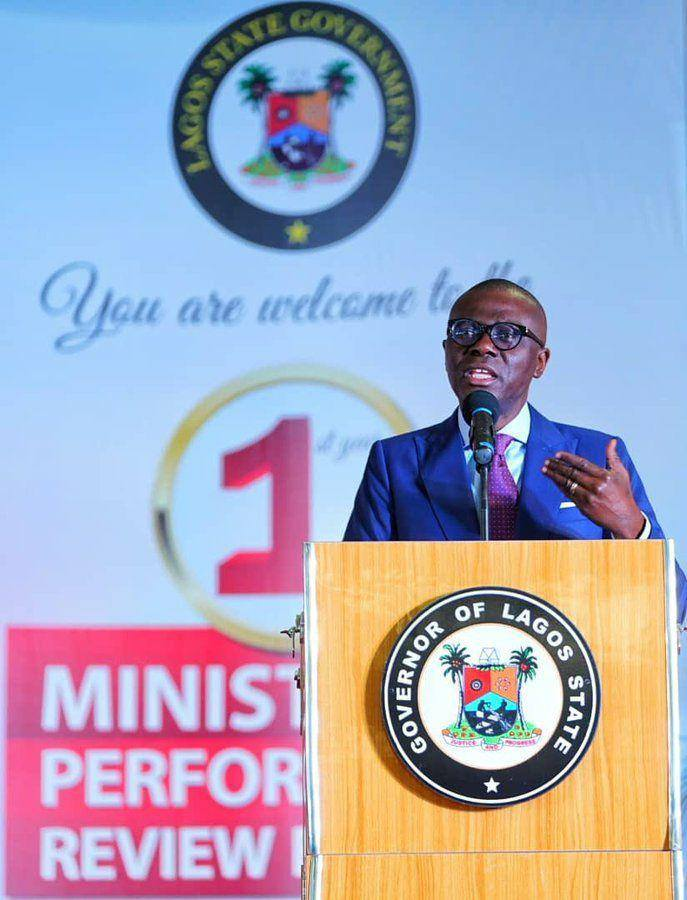 Sanwo-Olu promises to fast track inherited projects completion