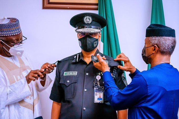 How Buhari violate Police amended act in appointing new IGP