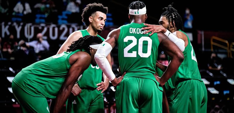 BREAKING: Nigerian Basketball team bows out from Tokyo Olympics