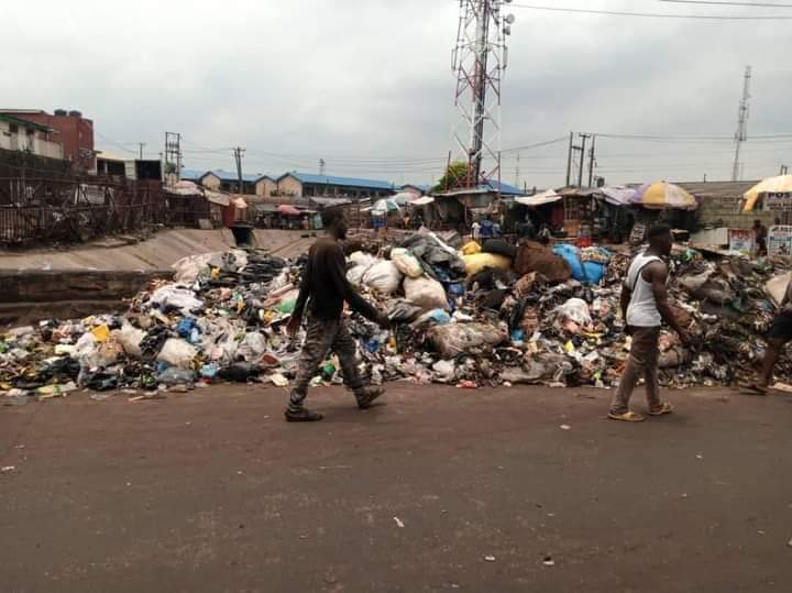 JUST IN: Lagos Govt. shuts down Ladipo market over indiscriminate waste disposal